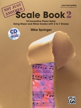 Picture of Not Just Another Scale Book 2 Book/CD