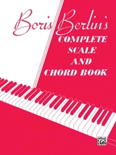 Picture of Boris Berlin's Complete Scale and Chord Book