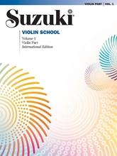 Picture of Suzuki Violin School Volume 1 Violin Part