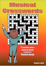 Picture of Musical Crosswords