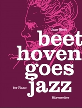 Picture of Beethoven Goes Jazz for Piano