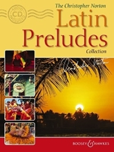 Picture of Christopher Norton Latin Preludes Collection Book/CD