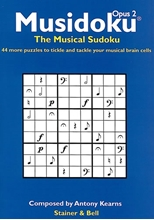 Picture of Musidoku The Musical Sudoku Op 2