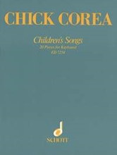 Picture of Childrens Songs - 20 pieces for Piano