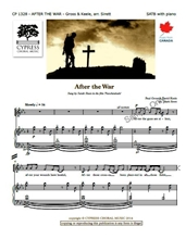 Picture of After the War SATB