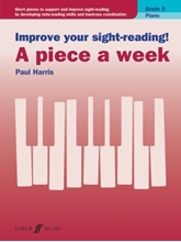 Picture of Improve Your Sight Reading Piece a Week Piano Gr 5