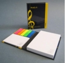 Picture of Henle Study-It Bound Sticky Notes and Page Markers