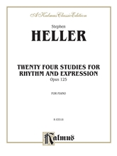 Picture of 24 Studies for Rhythm and Expression Op 125 Piano