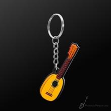 Picture of Key Chain Ukulele Yellow