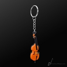 Picture of Key Chain Double Bass