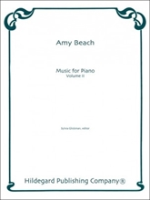 Picture of Amy Beach Music For Piano Volume 2
