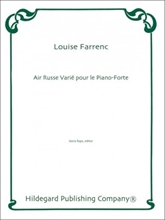 Picture of Air Russe Varie for Piano Solo