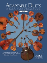 Picture of Adaptable Duets for Strings - Viola