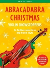 Picture of Abracadabra Christmas Violin Showstoppers Book/CD