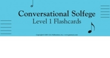 Picture of Conversational Solfege Level 1 Flashcards