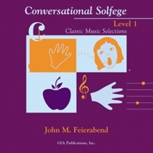 Picture of Conversational Solfege Level 1 CD
