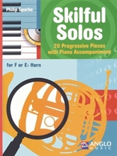 Picture of Skilful Solos Horn Book/CD
