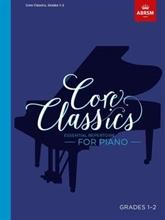 Picture of ABRSM Core Classics Piano Book 1 Grades 1-2