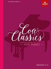 Picture of ABRSM Core Classics Piano Book 3 Grades 3-4