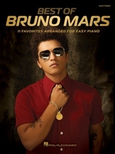 Picture of Best of Bruno Mars Easy Piano