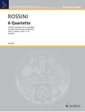 Picture of Rossini 6 Quartets Volume Two No 4-6 - Parts