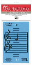 Picture of Alfred's Music Note Teacher: All-In-One Flashcard Blue