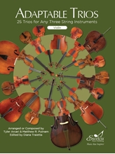 Picture of Adaptable Trios for Strings - Violin