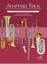 Picture of Adaptable Trios for Winds - Alto/Baritone Sax