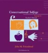Picture of Conversational Solfege Level 1 - Teacher's Manual