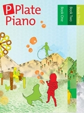 Picture of AMEB P Plate Piano Complete Pack