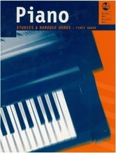 Picture of AMEB Australian Piano Anthology Preliminary - Grade 4