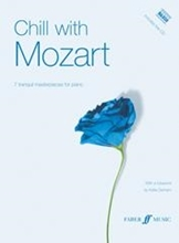Picture of Chill with Mozart Piano Solos Book/CD