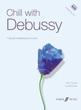 Picture of Chill with Debussy Piano Solos Book/CD