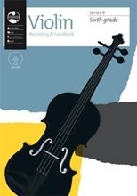 Picture of AMEB Violin Series 9 Grade 6 CD/Handbook