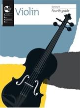 Picture of AMEB Violin Series 9 Grade 4