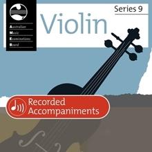 Picture of AMEB Violin Series 9 Grade 1 Piano Accompaniment CD