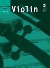 Picture of AMEB Violin Series 8 Preliminary Grade