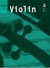 Picture of AMEB Violin Series 8 Grade 3