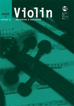 Picture of AMEB Violin Series 8 Grade 5 CD/Handbook