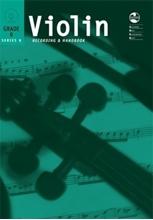 Picture of AMEB Violin Series 8 Grade 6 CD/Handbook