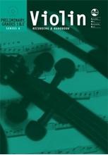 Picture of AMEB Violin Series 8 Preliminary - Grade 2 CD/Handbook