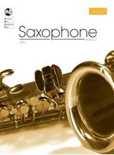 Picture of AMEB Alto Saxophone Series 2 Grade 2