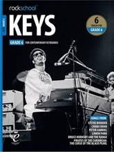 Picture of Rockschool Keys Grade 6 2019+