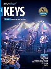 Picture of Rockschool Keys Grade 8 2019+