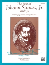 Picture of Best of Johann Strauss for String Quartet - Violin 2