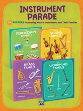 Picture of Instrument Parade - 24 Poster Set
