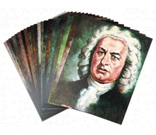 Picture of Portraits of Great Composers Set 1 Classical Composers