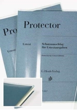 Picture of Henle Protector for Urtext Editions - Plastic Cover