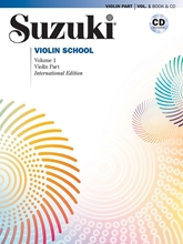 Picture of Suzuki Violin School Volume 1 Book/CD (Hahn)