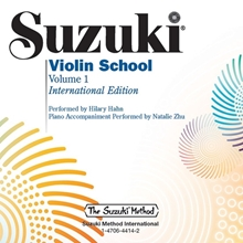Picture of Suzuki Violin School Volume 1 CD (Hahn)
